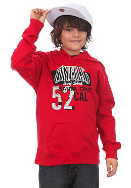 ONEILL KIDS/ Kings Hooded Sweat vampire/red