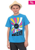 ONEILL KIDS/ Lucky Dube's S/S T-Shirt turchese/blue