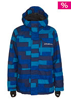 ONEILL Kids Newton Jacket blue aop