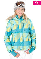 Kids Pgtes Tigereye Jacket blue/aop 5
