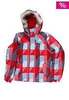 ONEILL Kids Pgtes Tigereye Jacket red/aop 5
