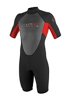ONEILL Kids Reactor Spring 2mm Wetsuit blk/red/blk