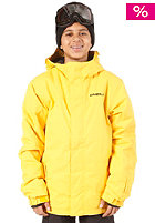 ONEILL Kids Volta Jacket chrome yellow