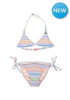 ONEILL Kids YD Stripe Triangle Bikini white aop