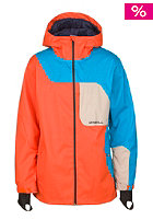 ONEILL Line Up Snow Jacket alphal red
