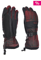 ONEILL Mission Gloves red/aop