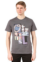 ONEILL Neos S/S T-Shirt new steel grey