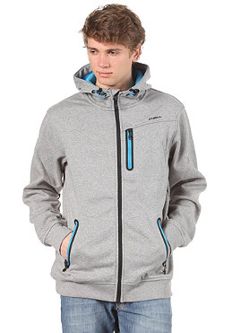 ONEILL No Comply Superfleece Jacket silver/melee