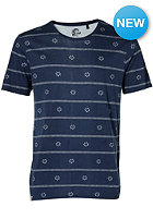ONEILL O'riginals Chart S/S T-Shirt blue nights