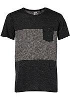 ONEILL O'riginals Divider S/S T-Shirt black aop