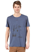 ONEILL O riginals Slider S/S T-Shirt dusty blue