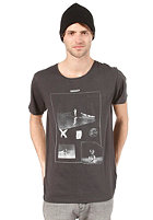ONEILL O riginals Slider S/S T-Shirt pirate black