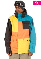 ONEILL Pmes Angled Jacket chrome yellow