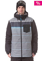 ONEILL Pmes Society Jacket black/aop blue