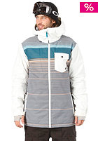 ONEILL Pmes Society Jacket powder/white