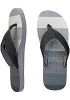 ONEILL Poseidon Stripe Sandal black aop w/blue