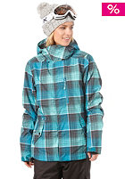 ONEILL Pwes Summit Jacket green/aop