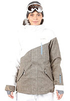 ONEILL Pwfr Coral Jacket powder/white
