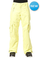 ONEILL PWFR Coral Pant lime yellow