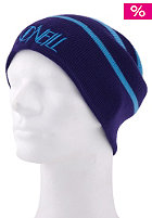 ONEILL Reversible Striped Beanie aquarius/blue