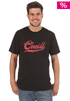 ONEILL Script S/SLV Tee black/out