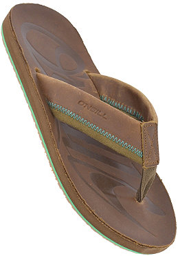 ONEILL Shipwrecks Sandals beachhouse/brown