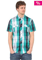 ONEILL Single Fin S/SLV Shirt green/aop