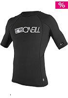 ONEILL Skins S/S Crew black/black