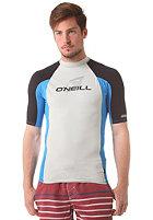 ONEILL Skins S/S Crew Lycra lunar/brtblue/blk