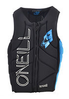 ONEILL Slasher Comp Vest blk/brtblue
