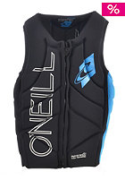 ONEILL Slasher Comp Vest blk/brtblue