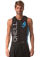 ONEILL Slasher Kite Comp Vest blk/brtblue