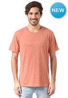 ONEILL Stacked Melange S/S T-Shirt dune orange