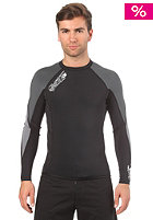 ONEILL Superfreak 0,5mm L/S Crew black/graphite/smoke