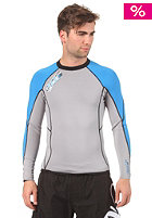 ONEILL Superfreak 0,5mm L/S Crew flint/brt blue/brt
