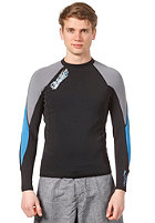 ONEILL Superfreak 0.5mm L/S Crew Top blk/smoke/brtblu
