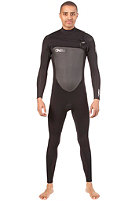 ONEILL WETSUITS Superfreak FZ 5/3 black/black