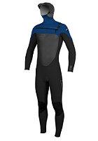 ONEILL Superfreak Fz 5/4 Hooded Wetsuit blk/blk/fathblu