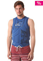 ONEILL Techno Comp Vest deepsea/dkred
