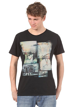 ONEILL Timeline S/SLV Tee black/out