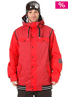 Toots Snow Jacket rio red