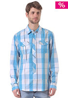 ONEILL Twin Fin L/S Shirt blue aop