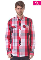 ONEILL Twin Fin L/S Shirt red aop