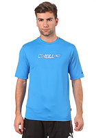 ONEILL UV Protection Skins  S/S Rash Tee brite blue