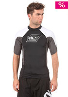 ONEILL UV Protection Skins Teamrider S/S Crew black/anthracite/white/black