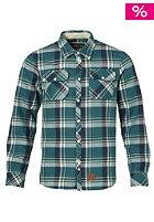ONEILL Violater Flannel L/S Shirt blue aop