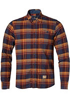 ONEILL Violater L/S Shirt blue aop