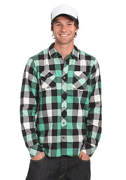 ONEILL Violator Flannel Shirt green/aop