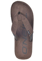 ONEILL WETSUITS Chad Sandal coffee brown