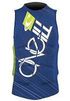 ONEILL WETSUITS Gooru Padded Comp Vest fathomblue/slime